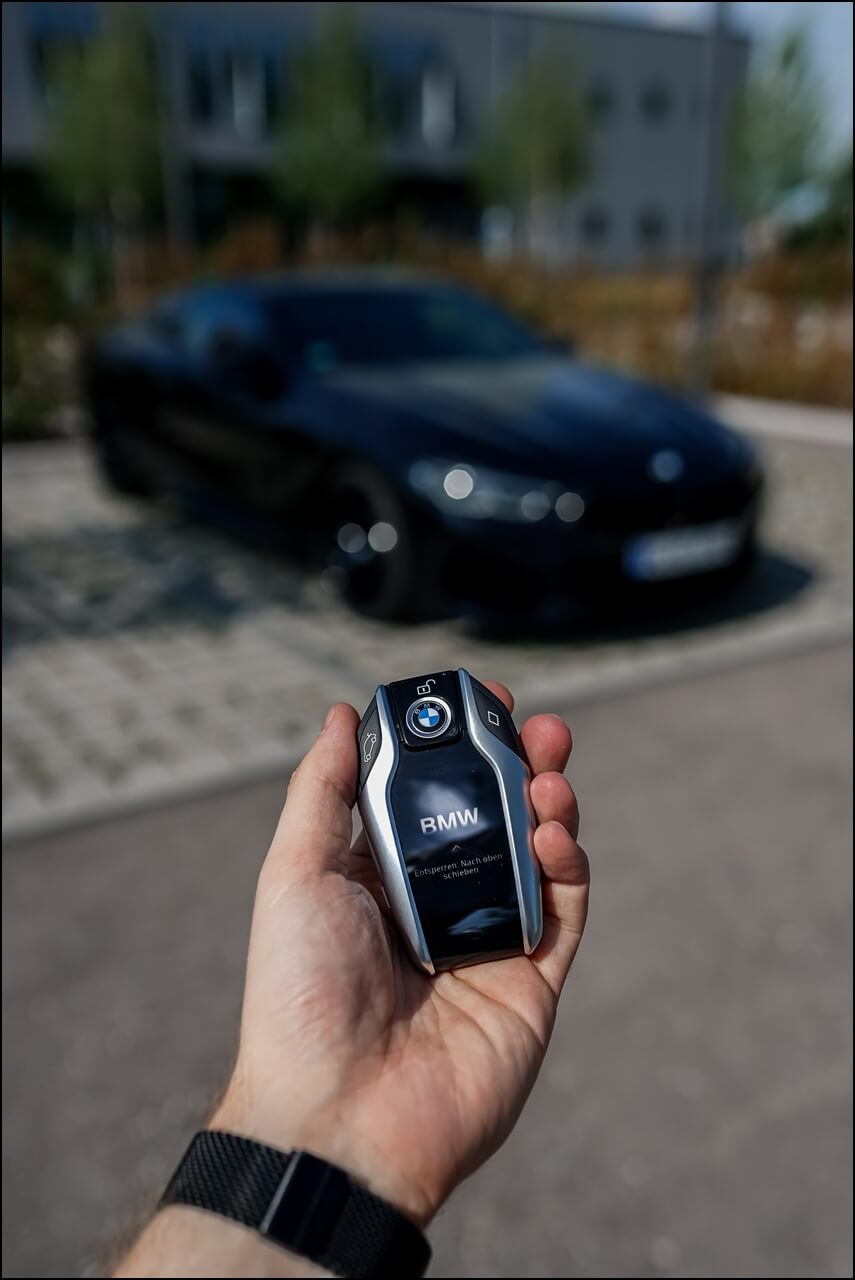 BMW Display Key & 8er