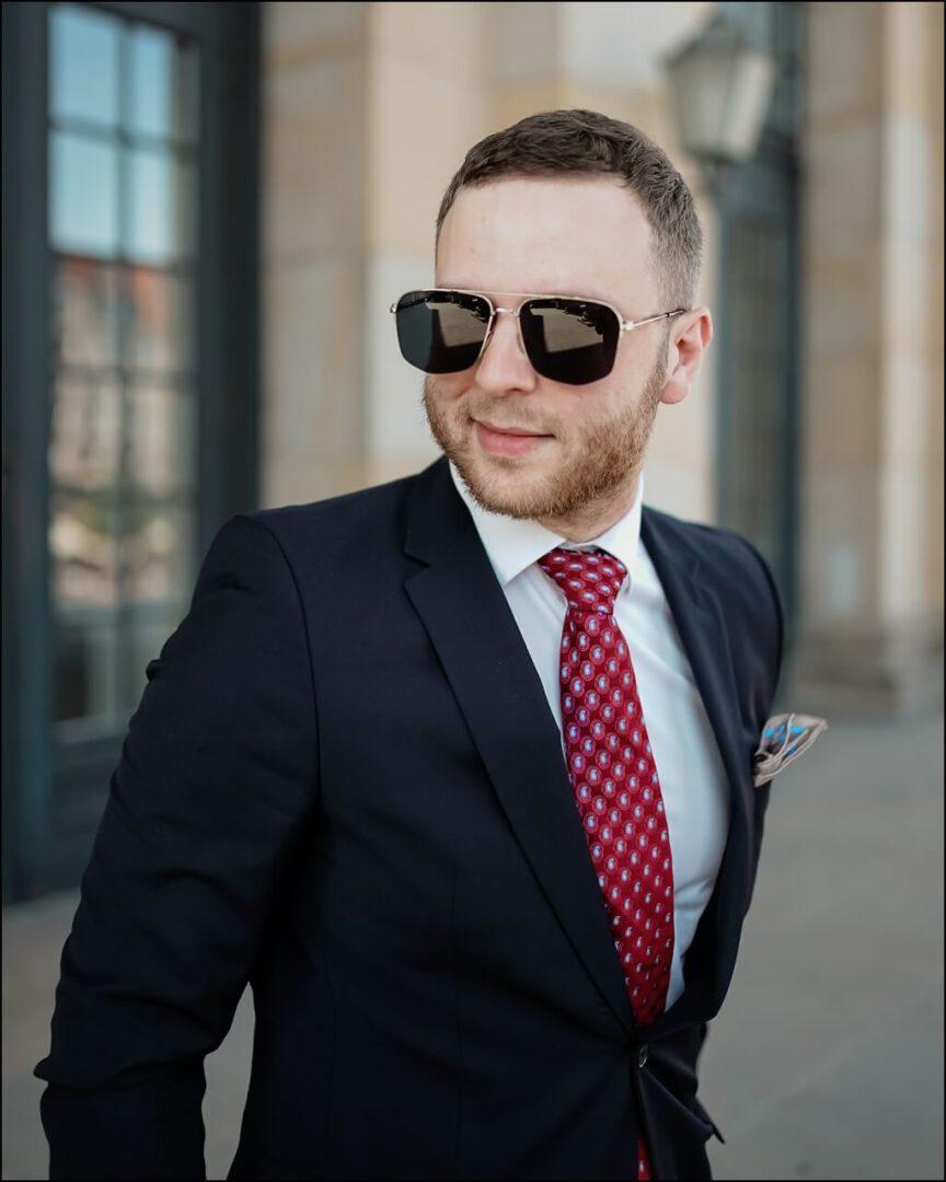 Dior DIOR180 Piloten Sonnenbrille in Schwarz für Herren im Herbst Trend 2020
