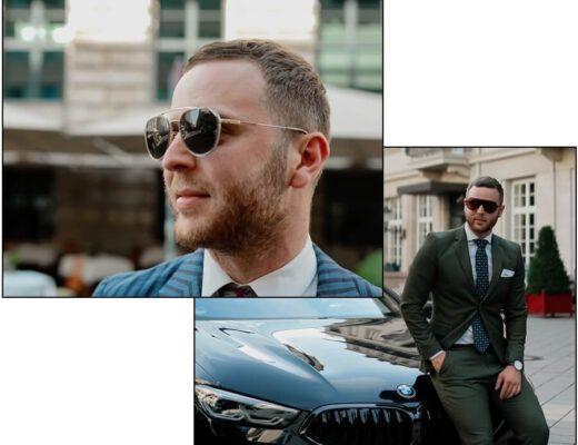 Herbst Herren Sonnenbrillen Trends 2020 - Fendi, Dior, Carrera, Givenchy