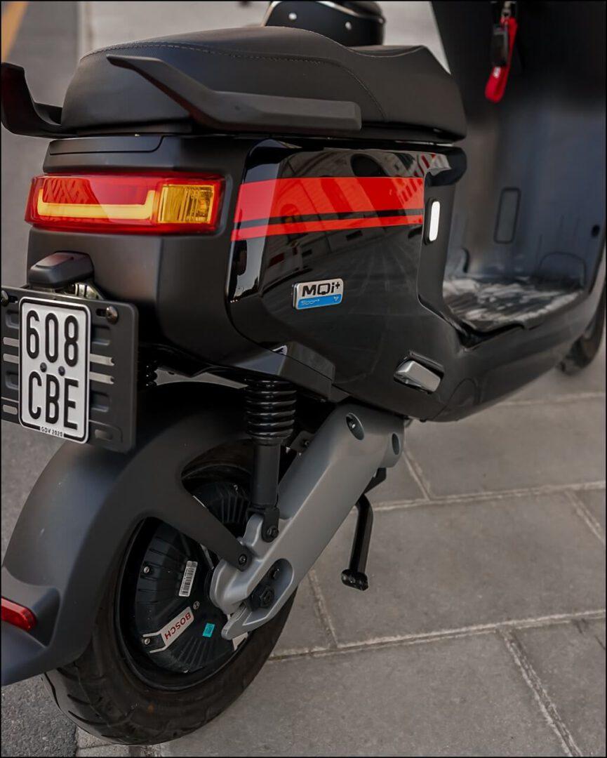 Bosch Elektromotor des NIU MQi+ Elektrorollers