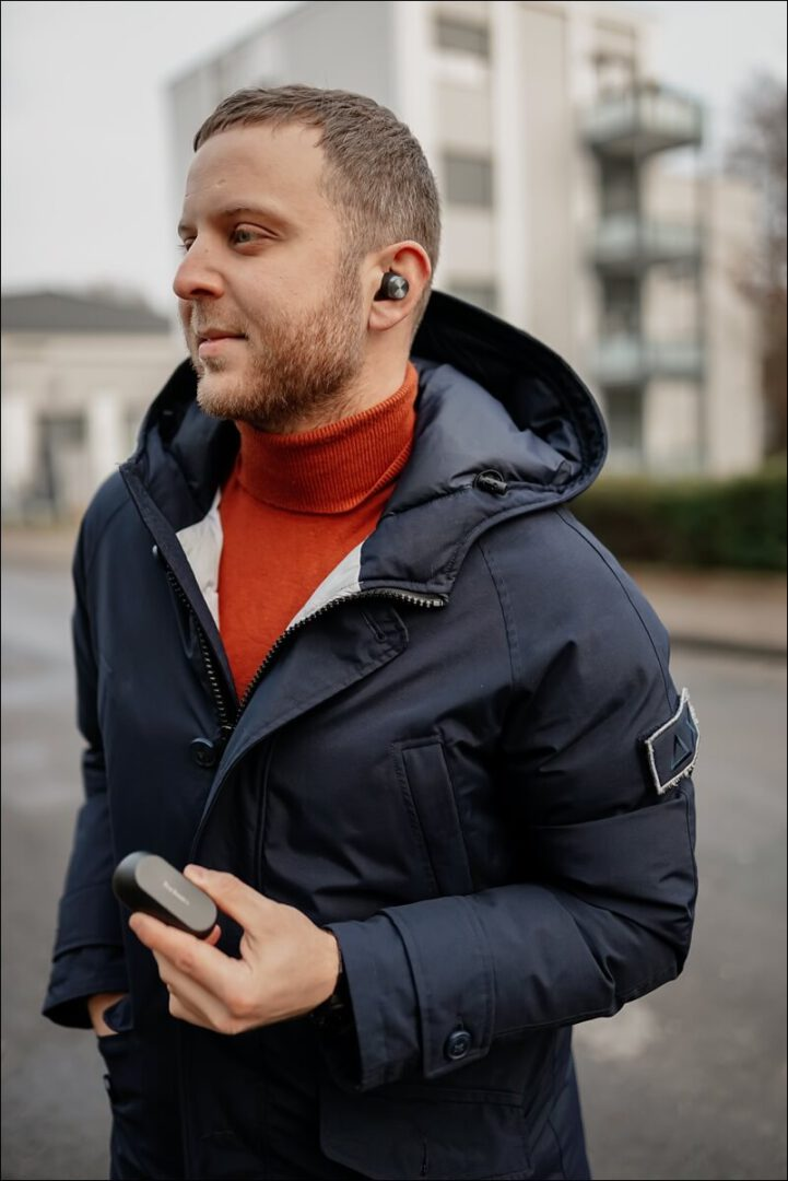 Technics AZ70WE In-Ear Kopfhörer mit Premium Noise-Cancelling Qualität