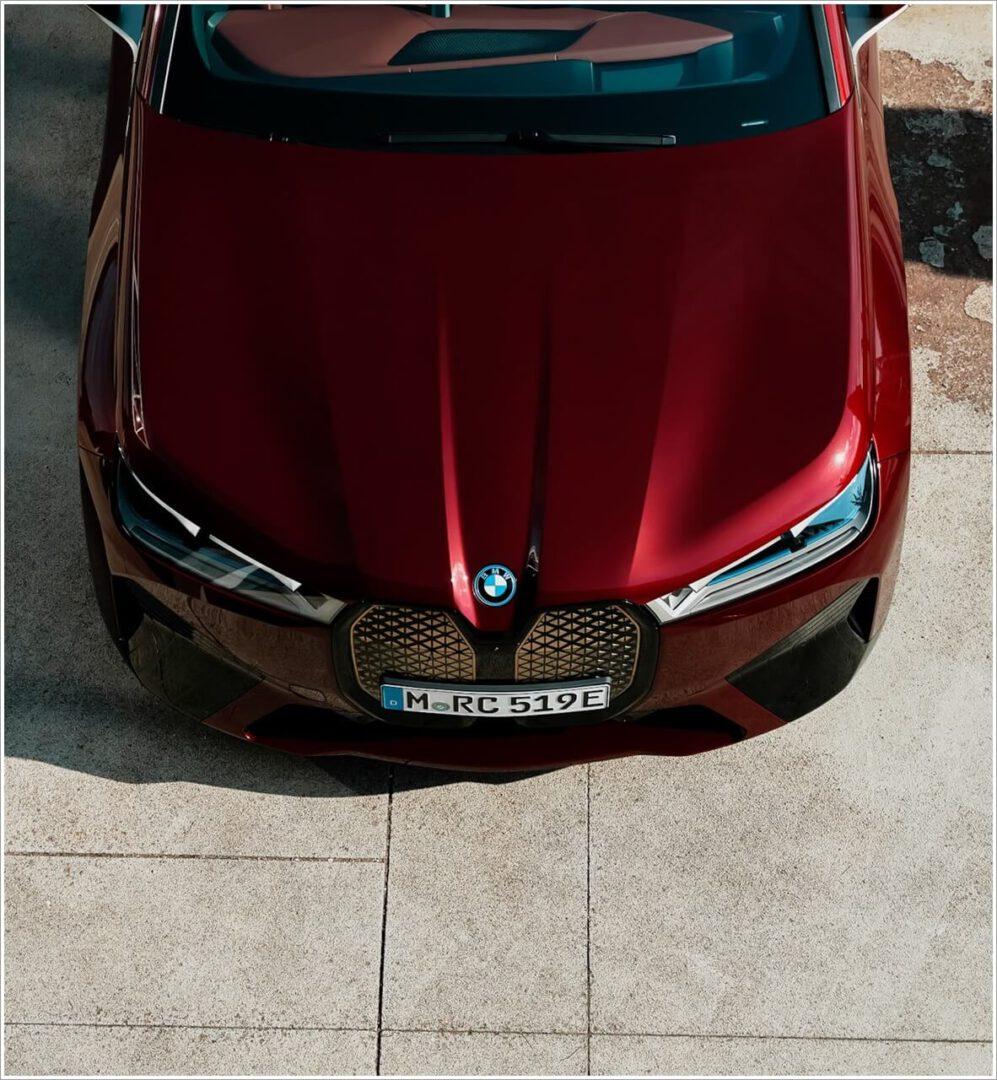 eine hohe Nachhaltigkeit führt zu einer hohen Recyclingquote im BMW iX