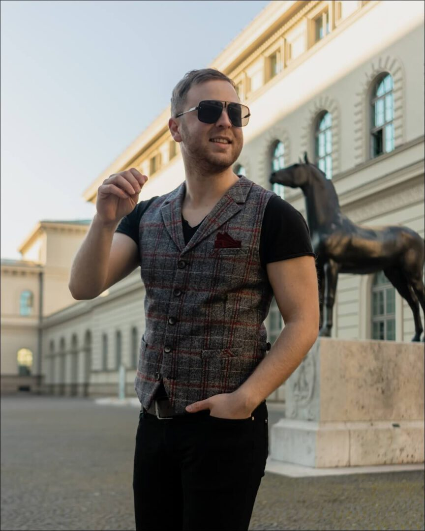 Carrera Sonnenbrille kombiniert im Casual Style